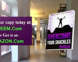 Overcome Your Shackles - Rethink